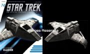 Star Trek Official Starships Collection #074 Bajoran Raider Eaglemoss